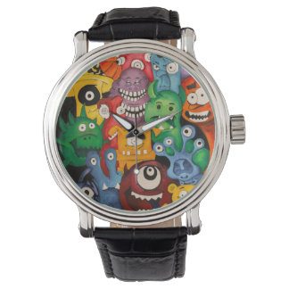 Monsters! Wrist Watch