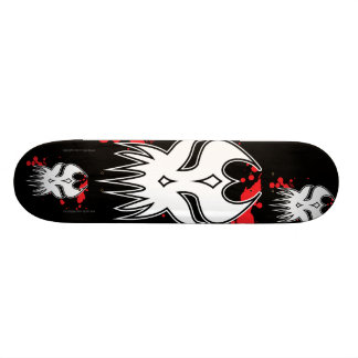 MonsterSkull Skate Boards