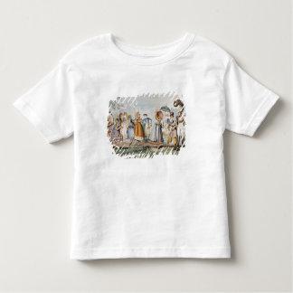 Monstrosities of 1818 toddler T-Shirt