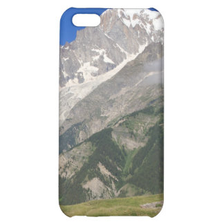 mont Blanc from Ferret valley, Italy iPhone 5C Cases
