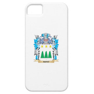 Mont Coat of Arms - Family Crest iPhone 5/5S Cases