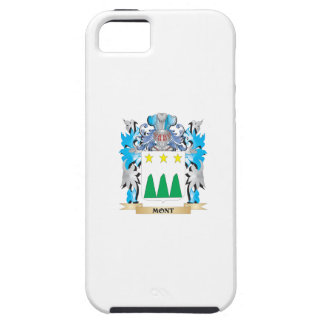 Mont Coat of Arms - Family Crest iPhone 5 Covers