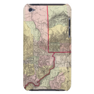 Mont, Ida, Wyo iPod Touch Cases