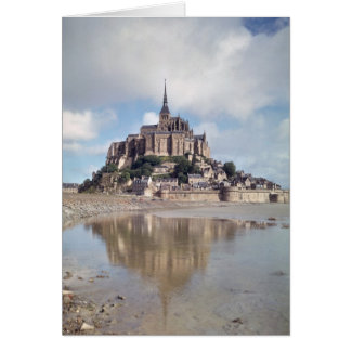 Mont Saint-Michel Card