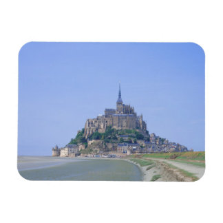 Mont Saint Michel Flexible Magnet