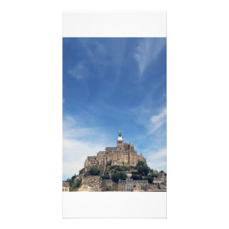 Mont Saint-Michel, France Picture Card
