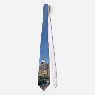 Mont Saint-Michel, France Tie