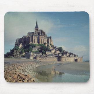 Mont Saint-Michel Mouse Pad
