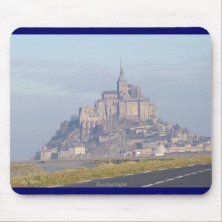 Mont Saint Michel Mouse Pad
