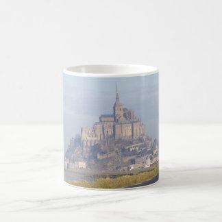 Mont Saint Michel Basic White Mug