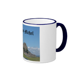 Mont Saint-Michel Ringer Mug