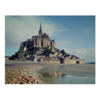 Mont Saint-Michel Postcard