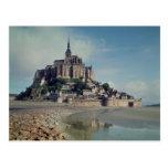 Mont Saint-Michel Postcards