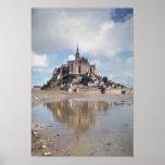 Mont Saint-Michel Posters