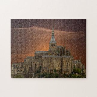 Mont-Saint-Michel Puzzles