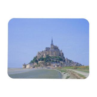 Mont Saint Michel Rectangular Photo Magnet