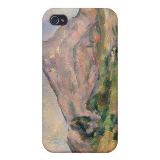 Mont Sainte-Victoire, 1897-98 iPhone 4 Cases
