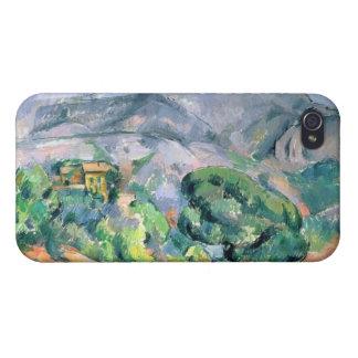Mont Sainte-Victoire, 1900 iPhone 4/4S Cases