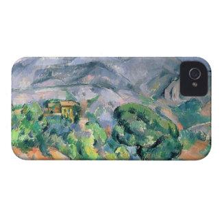Mont Sainte-Victoire, 1900 iPhone 4 Case