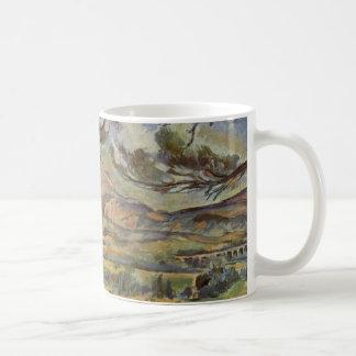 Mont Sainte-Victoire by Paul Cézanne Coffee Mug