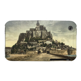 Mont St Michel I, Normandy, France Case-Mate iPhone 3 Case