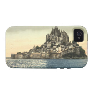Mont St Michel II, Normandy, France iPhone 4 Covers