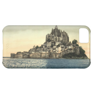 Mont St Michel II, Normandy, France iPhone 5C Covers