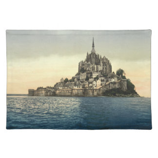 Mont St Michel II Normandy France Placemat
