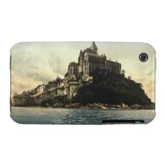 Mont St Michel III, Normandy, France iPhone 3 Case-Mate Case
