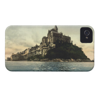 Mont St Michel III, Normandy, France iPhone 4 Case