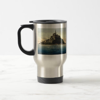 Mont St Michel III, Normandy, France Travel Mug