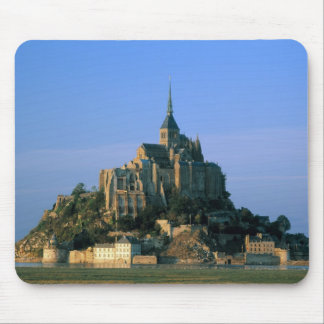 Mont St Michel, Manche, Normandy, France Mouse Pad