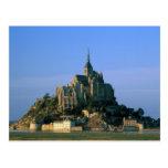 Mont St Michel, Manche, Normandy, France Postcard