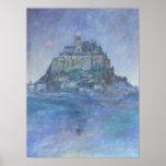 Mont St Michel Print