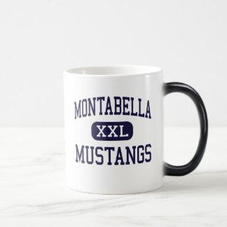 Montabella - Mustangs - High - Blanchard Michigan Magic Mug
