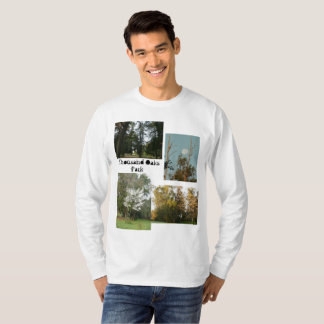 Montage of scenic in Thousand Oaks park T-Shirt