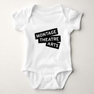 Montage Theatre Arts Baby Bodysuit