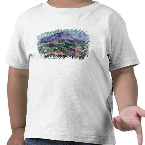 Montagne Sainte-Victoire, 1904-06 Tees