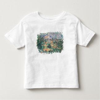 Montagne Sainte-Victoire from Lauves, 1904-06 Shirts