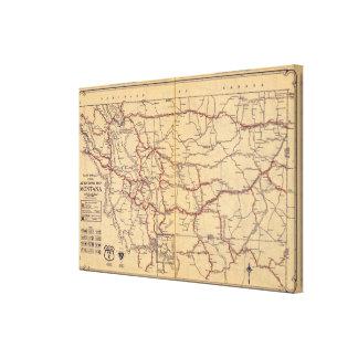 Montana 4 canvas print