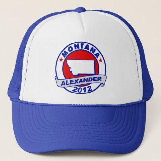 Montana Alexander Trucker Hat