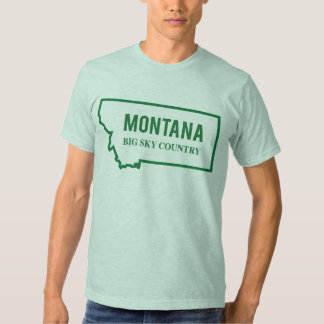 Montana Big Sky Country Shirt