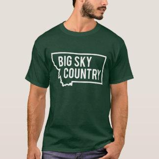 Montana Big Sky Country Shirt