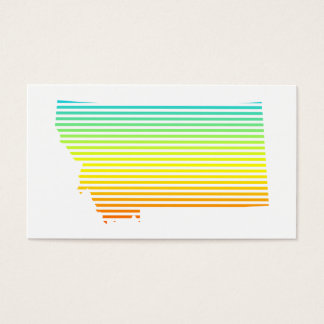 montana chill fade business card