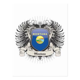 Montana Crest Post Cards