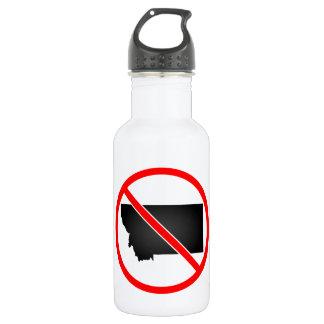 Montana Cross Out Symbol 532 Ml Water Bottle