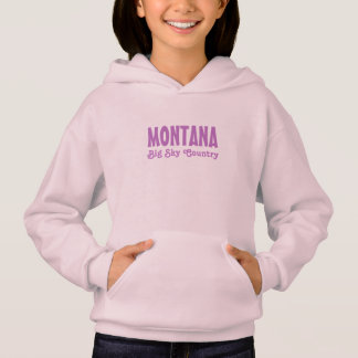 MONTANA custom text clothing
