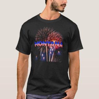 Montana Fireworks T-Shirt