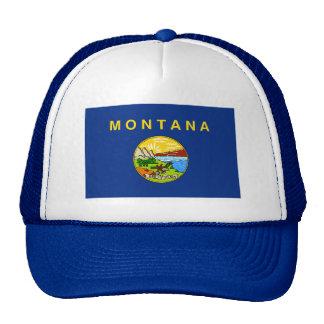 Montana Flag Hat