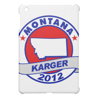 Montana Fred Karger Cover For The iPad Mini